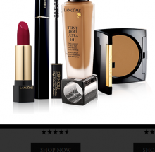 Lancome: Get Up To 15% Off and 5 Samples