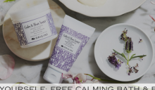 Origins: Free Calming Bath & Body Duo With $45 Purchase