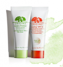 Origins: 2 Free Deluxe Glow-Getters With $35 Order