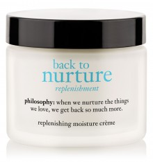 Philosophy: Free 'Back To Nurture' Cream with $65+