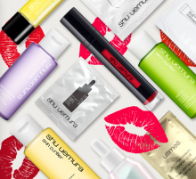 Shu Uemura: Get 12 Free Samples With Any $50 Purchase