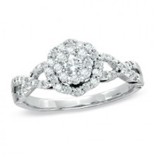 Zales: 30% Off Bridal Jewelry & Promise Rings