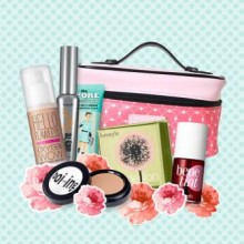 Benefit Cosmetics: FREE Full Size Lip Color With $55 Purchase