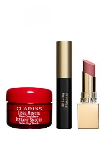 Clarins: Free Shipping All Orders and 3 Different Gift Sets