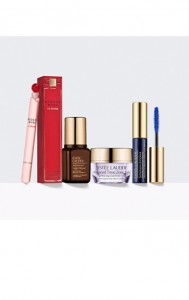 Estee Lauder: 4 Mini Products as Gift with $50+ Purchase
