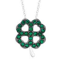 Jewelry.com: 70-80% Off Clovers, Emeralds & More