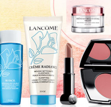 Lancome: 5 Deluxe Samples Today and More