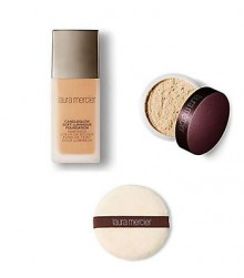 Laura Mercier: Get Velour Puff with Candleglow Purchase