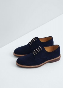Mango: 20% Off Men's Shoes and Accessories
