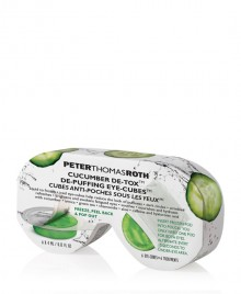 Peter Thomas Roth: Cucumber Depuffing Eye Cubes Buy 1 Get 1 For $1