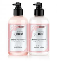 Philosophy: 'Amazing Grace' Duo as GWP