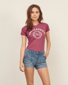 Abercrombie & Fitch: 40% Off Shorts & Tees Today