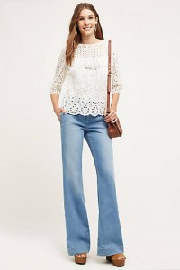 Anthropologie: 20% Off Full Priced Jeans