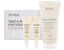 Aveda: Free 4-pc Samples $40 Purchase