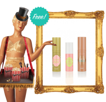 Benefit: Deluxe Sample of 'Cheeky' Favorite as GWP