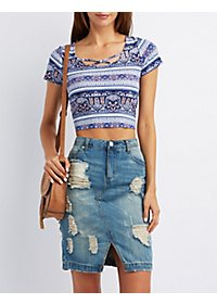 Charlotte Russe: Entire Store Up to 50% Off + Extra 10% Off Clearance