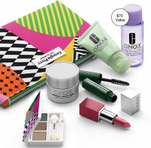 Clinique: 7 Piece Gift with $27+ & More Today