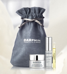 Darphin: Anti-Aging Trio & Travel Pouch as GWP