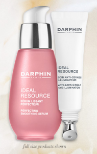 Darphin: 2 Deluxe Samples with $50+ Purchase