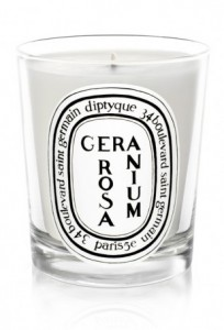Dyptique: Free Geranium Rosa Candle with $75+
