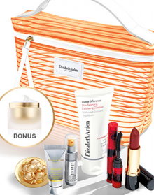 Elizabeth Arden: 8 Piece Gift with $49+ Orders