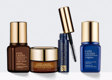 Estee Lauder: 3 Piece Gift with Purchase & Bonus Gift Today