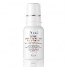 Fresh: Rose Deep Hydration Face Serum & Sugar Lip Polish as GWP