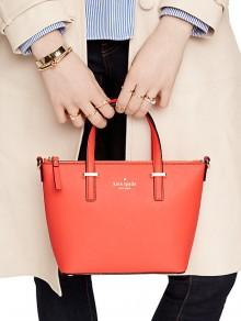 Kate Spade: 50% Off Pink Handbags Today