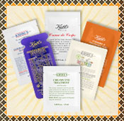 Kiehl's: 5 Body Samples with $50+ Purchase