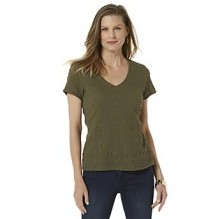 Kmart: Women's Basics Starting At $7.98