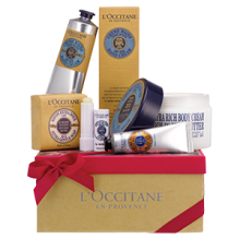 LOccitane: Free 5-pc Gift with $45 purchase