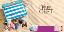 Lancome: Free 7-pc GWP on $60 Order