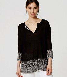 Loft: 40% Off Tops & Sweaters