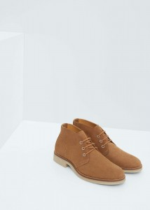Mango: 30% Off Select Men's Shoes for Spring