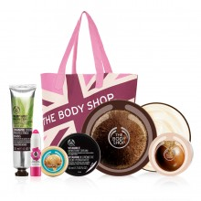 The Body Shop: Buy 3 Get 3 Free and More