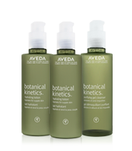 Aveda: 'Botanical Kinetics' Trio as Gift Today
