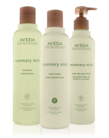Aveda: 3 Piece Sample Set of Choice as Gift