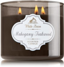 Bath & Body Works: BOGO FREE 3-Wick Candle