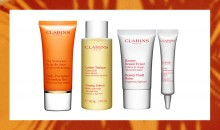 Clarins: 4 Piece 'Instant Energizer' Gift with Purchase