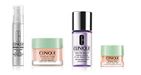 Clinique: 4 Travel Size Products as Gift with Purchase