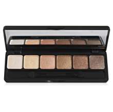 ELF Cosmetics: FREE 6-Piece Eye Gift on orders $25+