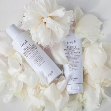 Fresh: Peony Brightening Toner & Face Cream as GWP