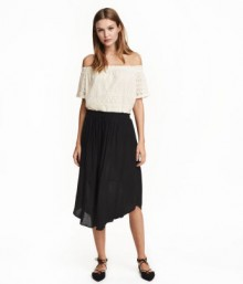 H&M: Up To 60% Off Shorts & Skirts and Free Shipping Today