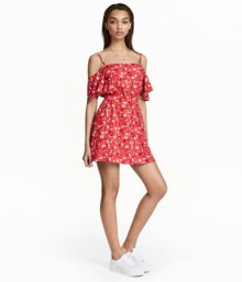 H&M: Up To 60% Off Dresses & Rompers and Free Shipping Today