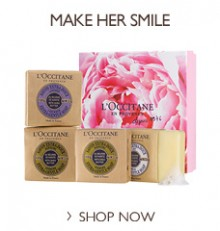 L'Occitane: Free 5-pc GWP with $55+ order