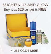 L'Occitane: Free 10-pc GWP on $120 Purchase