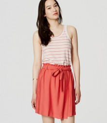 Loft: 40% Off Shirts, Crops & Skirts