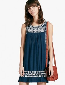 Lucky Brand: 30% – 50% Off All Tops and Dresses & More