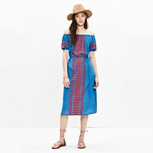 Madewell: 25% Off Select Dresses & Sandals Today