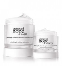 Philosophy: 'Renewed Hope' Cleanser & Moisturizer as GWP